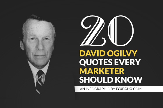 David Ogilvy Quotes Brilliant David Ogilvy's Quotes Famous And Not Much  Sualci Quotes