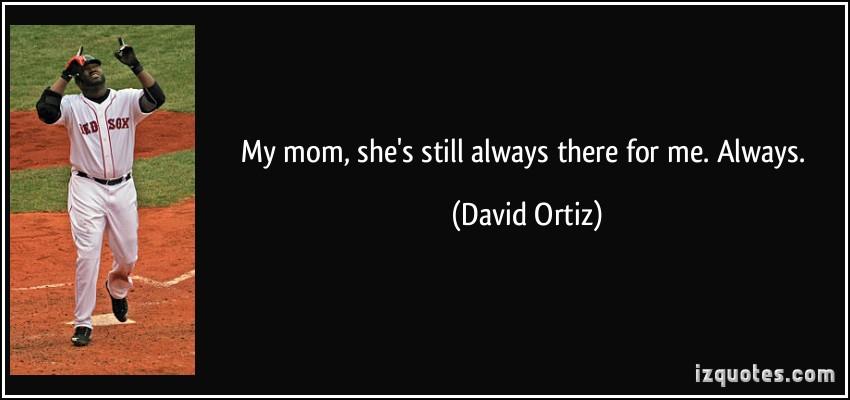 David Ortiz's quote #1