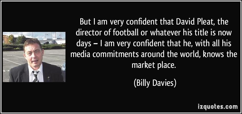 David Pleat's quote #1