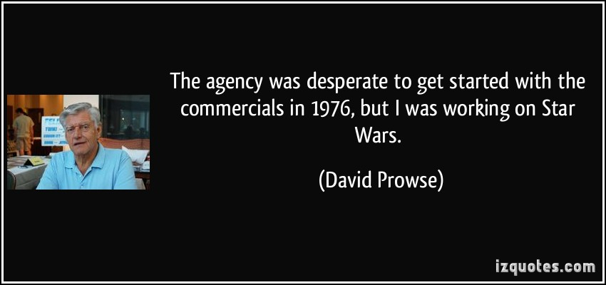 David Prowse's quote #2