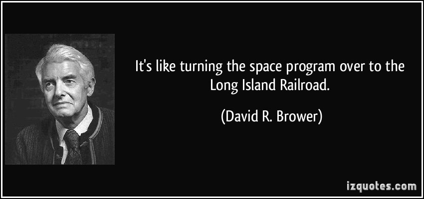 David R. Brower's quote #5