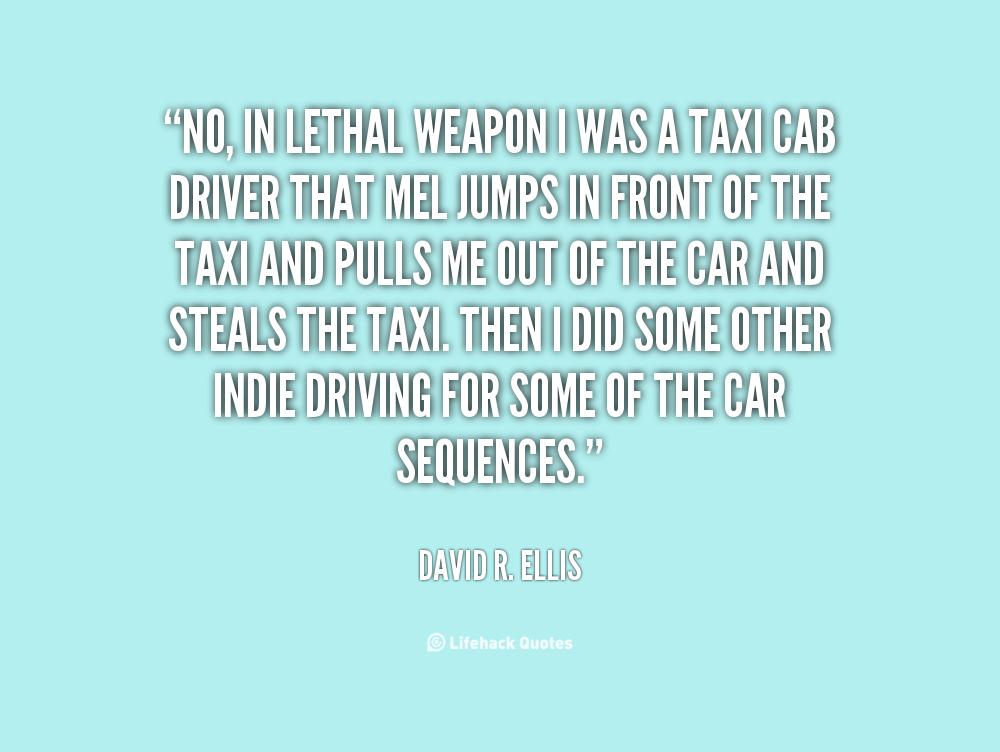 David R. Ellis's quote #4