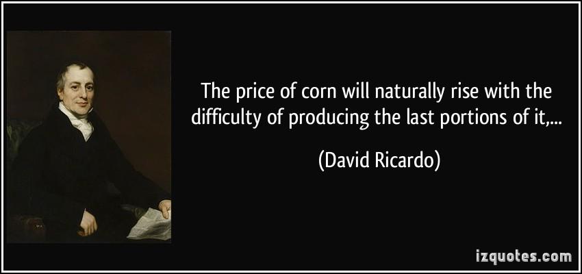 David Ricardo's quote #6