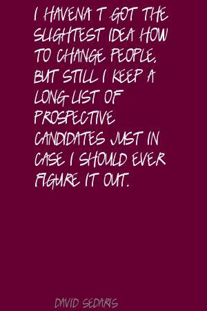 David Sedaris's quote #6