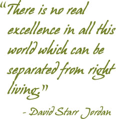 David Starr Jordan's quote #2