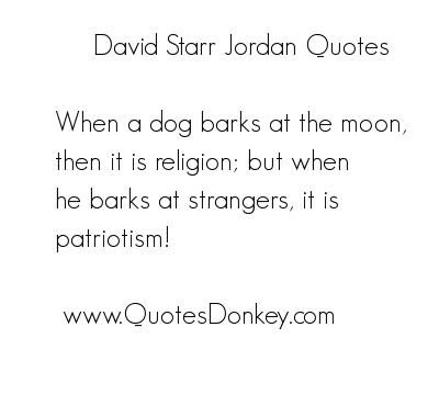 David Starr Jordan's quote #1
