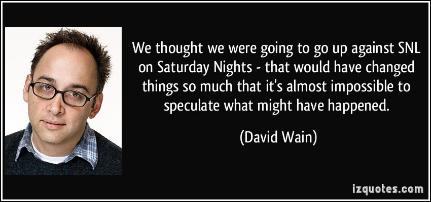 David Wain's quote #4