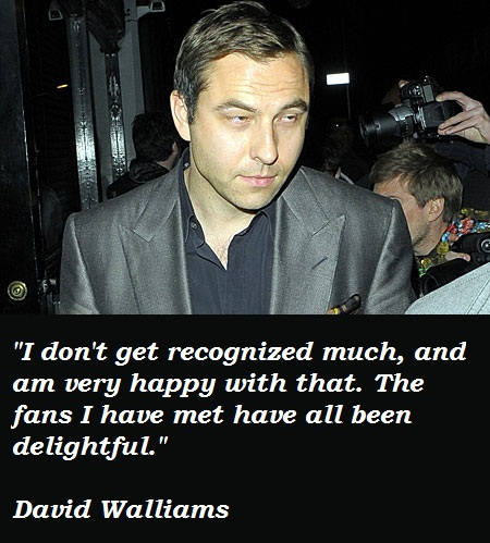 David Walliams's quote #2