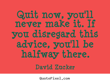 David Zucker's quote #7