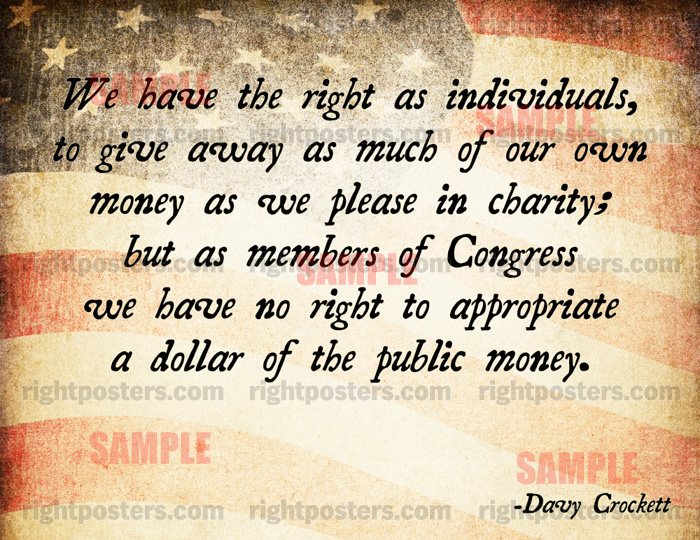Davy Crockett's quote #4
