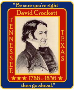 Davy Crockett's quote #2