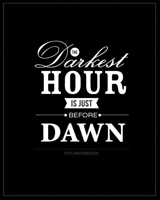Dawn quote #4