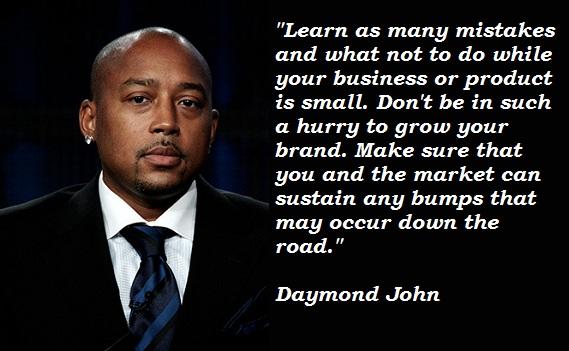 Daymond John's quote #2