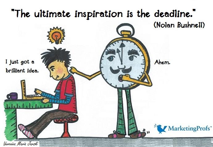 Deadlines quote #2