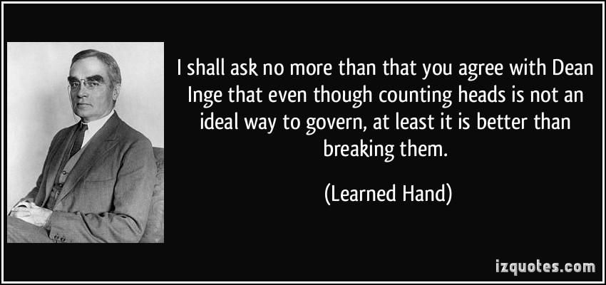 Dean Inge's quote #8