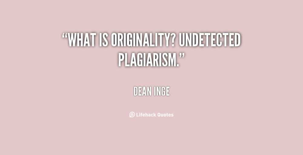 Dean Inge's quote #7