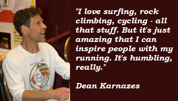 Dean Karnazes's quote #5