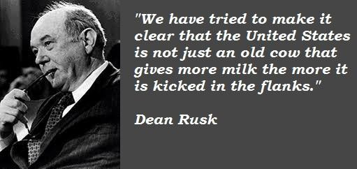 Dean Rusk's quote #4