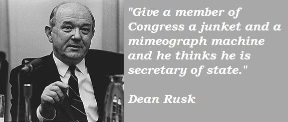 Dean Rusk's quote #5