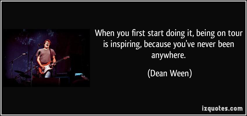 Dean Ween's quote #2