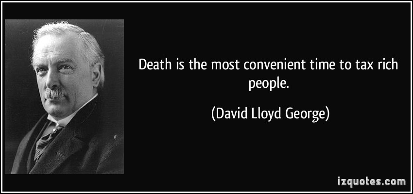 Death Tax quote #2