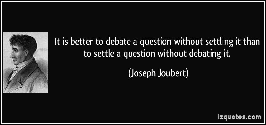 Debating quote #2