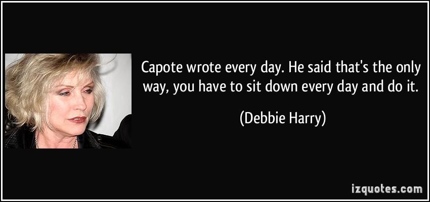 Debbie Harry's quote #4