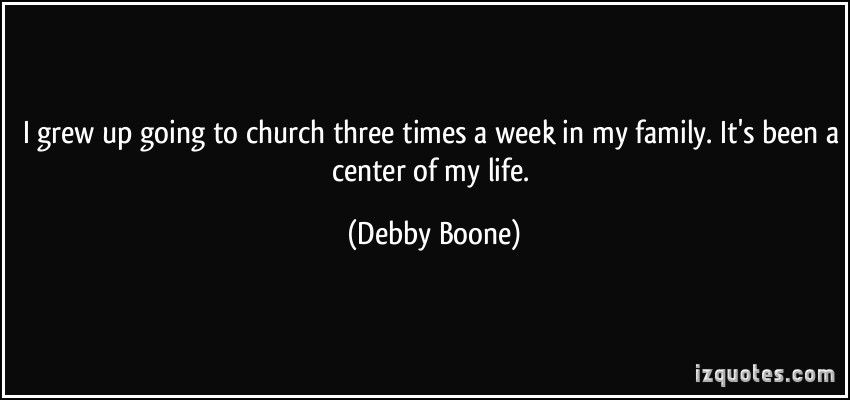 Debby Boone's quote #1