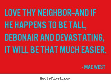 Debonair quote #1