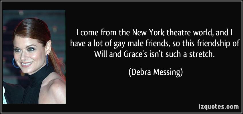 Debra Messing's quote #1
