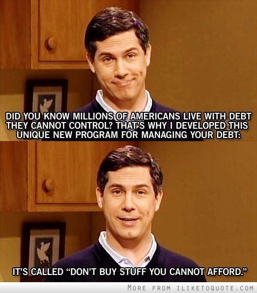 Debt quote #5
