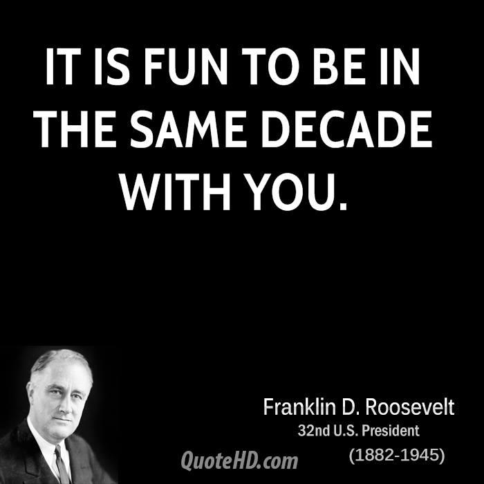 Decade quote #2