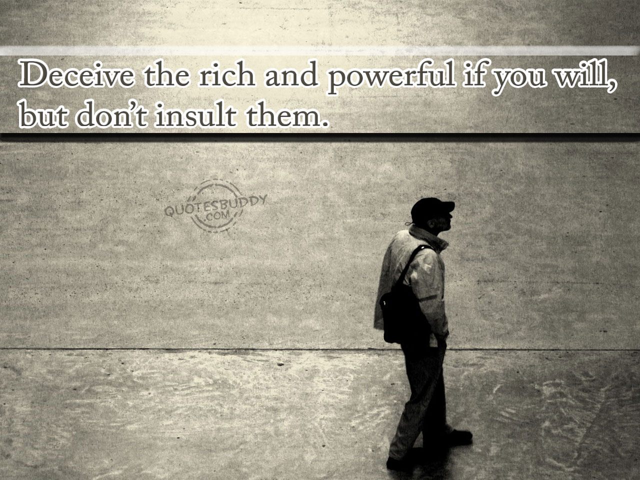 Deceive quote #2