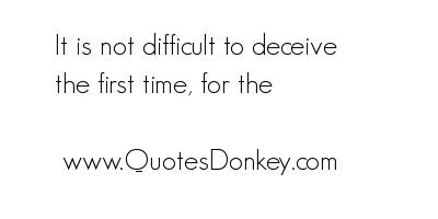 Deceive quote #7
