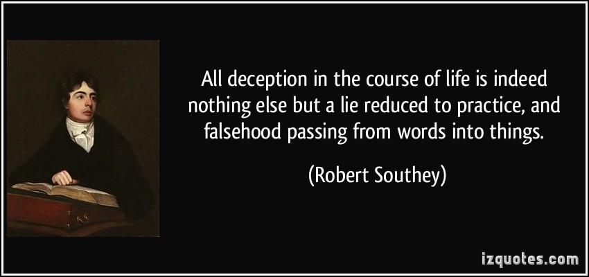 Deceptive quote #1