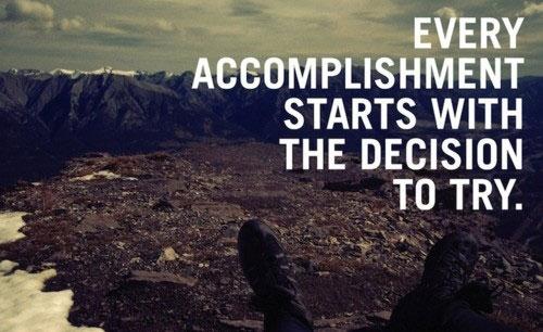 Decision quote #5