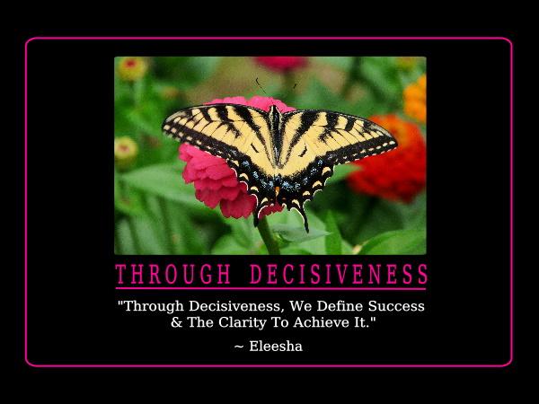 Decisiveness quote #1