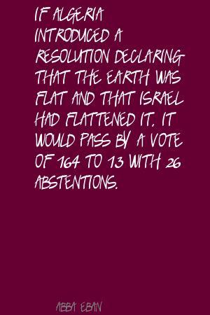 Declaring quote #1