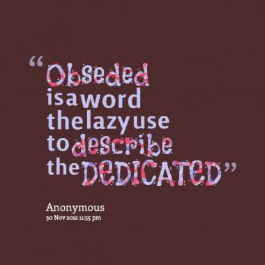 Dedicated quote #6