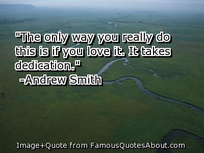 Dedication quote #3
