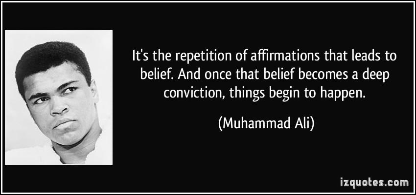 Deep Conviction quote #1