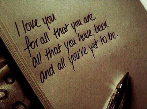 Deep Love quote #1