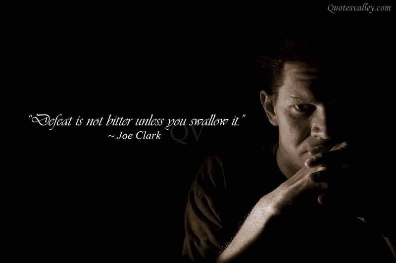 Defeat quote #5