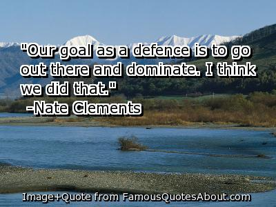 Defence quote #3