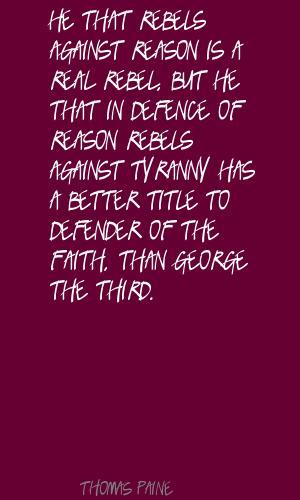 Defender quote #1