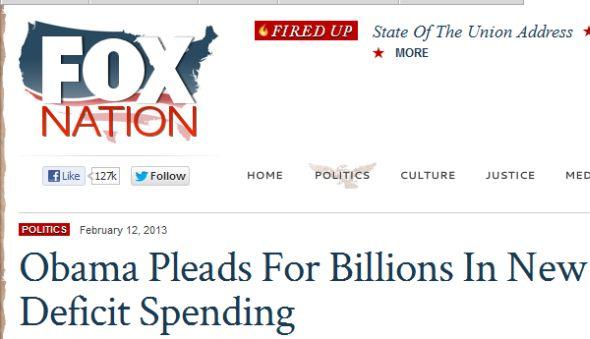 Deficit Spending quote #2
