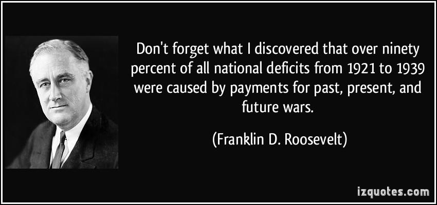 Deficits quote #1