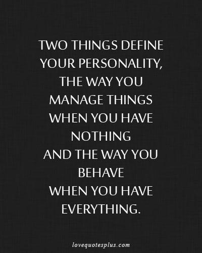 Define quote #3