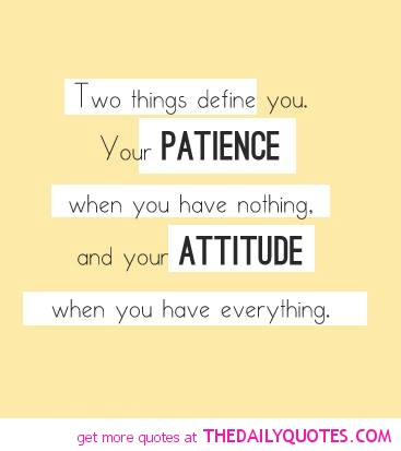 Define quote #1