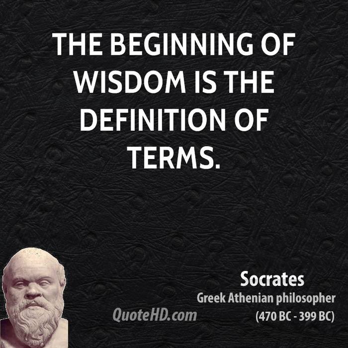 Definition quote #8
